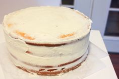 Layer Cakes: Always use a crumb coat.  Plus other layer cake making tips, tricks and recipes!