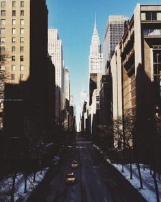New York / photo by James Carpenter