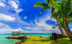 APIA, SAMOA Ahhh...paradise. Apia is Samoas capital and largest city and is an apt starting point to explore the countrys technicolor tropical beaches and forests. (Sorin Colac/Dreamstime) (From: 20 Bargain Trips You Haven't Taken!)