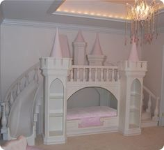 Best Ever Pretty Princess Castle Beds Charm Posh