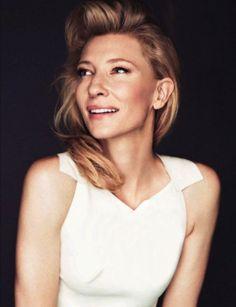 Cate Blanchett in Harper's Bazaar Australia, May 2013