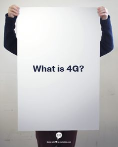 What is 4G? How does it compare to 3G? Should you upgrade to a 4G ready device? Get the low down here: http://www.callmastermobile.co.uk/understanding-4g/