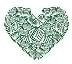 szív könyvekből