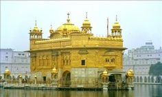Golden Temple-Amritsar