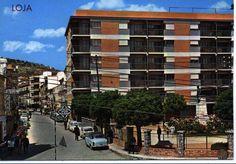 Plaza de la Victoria en los años 70