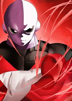 Displate Poster jiren the gray jiren Dragon Ball Z, 7th Dragon, Jiren The Gray, Goku Vs Jiren, Super Movie, Kid Goku, Names Of Artists, Fan Art, Manga