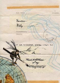 Please return to the wind... by Daniela Iride Murgia