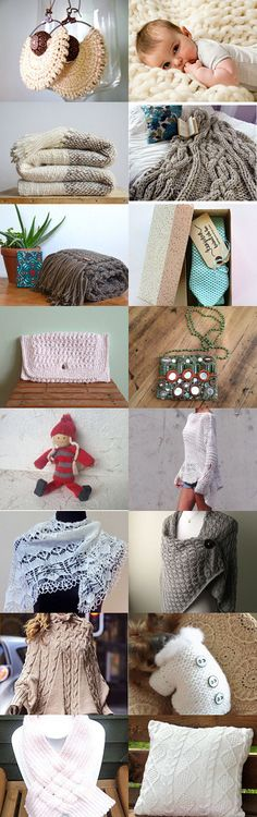 Pretty Knitty! by Sarah and Eddie Gumbrecht on Etsy--Pinned+with+TreasuryPin.com