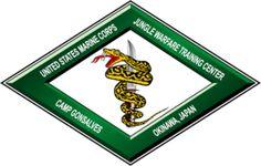 Camp Gonsalves, Okinawa Japan Marine Corps Base