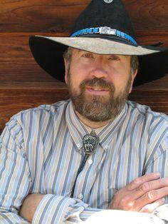 Bearded man Sheldon Padelio