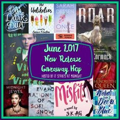 Rainy Days and Pajamas: June 2017 New Release Giveaway Hop (INT)