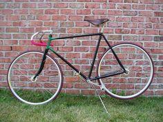"""Chaîne 1//2/"""" x 1//8/"""" Vitesse Unique Vélo fixie BMX Sturmey Archer Old School"""