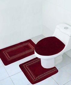 46 Best Bathroom Rug Sets Images Bathroom Rug Sets Bath