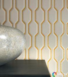 #Patterns #Gold&White