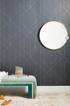 Torpa Geometric Wallpaper