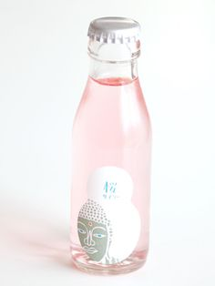 Sakura soda | love the design