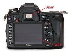 Getting rid of blur with the d7100.