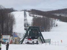 Whitetail Ski Resort in Mercersburg, PA