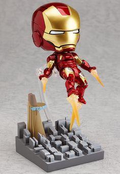 ねんどろいど アイアンマン マーク7 ヒーローズ・エディション