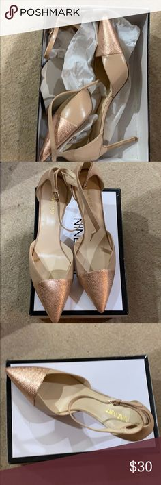 02e322c106d Nine West Trombly Never worn still in the box Nine West Shoes Heels Nine  West Shoes