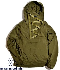Meanswhile Outdoor Wear, Outdoor Outfit, Sport Fashion, Mens Fashion, Cyberpunk Fashion, Fashion Details, Fashion Design, Mode Streetwear, Work Wear