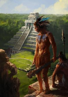 Evidence Of Anunnaki Ancient Aliens In The Bible & World History Explained Inka Tattoo, Aztec Culture, Aztec Warrior, Art Vintage, Aztec Art, Mesoamerican, Chicano Art, Conquistador, Mexican Art