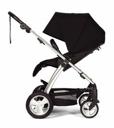 Mamas & Papas Sola 2 MTX Chrome - Black