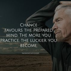 Preparation = Success The most valuable free Entrepreneurial training you will receive this century don't delay click the link Motivational Quotes For Working Out, Motivational Quotes For Students, Great Quotes, Inspirational Quotes, Preparation Quotes, Richard Branson Quotes, Chance Quotes, Friendship Day Quotes, New Beginning Quotes