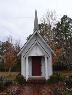 rustic wedding churches louisiana - Google Search