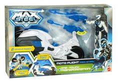Max steel moto flight bike with figure Max Steel, New Toys, Health And Beauty, Fragrance, Bike, Bicycle, Bicycles, Perfume