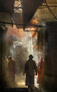 by Donglu Yu. #conceptart #videogames #art (repinned from @Carley Powell Powell Dawson)