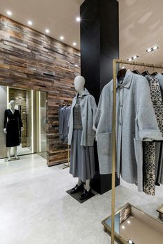 Maxmara, Moscow Fashion Stores, Max Mara, Store Design, Moscow, Fashion Shops, Design Shop