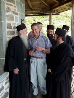 MYSTAGOGY: Prince Charles To Return To Mount Athos And another : http://www.guardian.co.uk/uk/2004/may/12/monarchy.helenasmith
