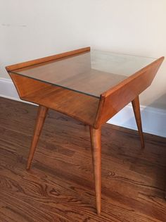 Russel Wright Mid Century Modern Conant Ball Surfboard Table Coffee 50x21x17 Vtg Ebay