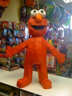 Elmo Mini Piñata