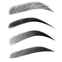 Eyebrows Sketch, How To Draw Eyebrows, Drawing Eyebrows, Best Eyebrow Makeup, Best Eyebrow Products, Makeup Products, Mua Makeup, Beauty Makeup, Eyebrow Images