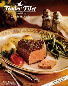Tender Filet cover for 2000.