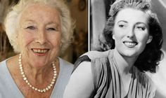 Dame Vera Lynn recording songs back in WWII