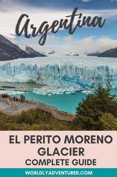 Complete Guide to one of the most beautiful places in the world, the Perito Moreno glacier. A rare tourist attraction that is 100% worth the buzz – and the price tag. Do not be dissuaded by its popularity; the scale of this glacier and its awe striking natural beauty is enough to make the crowds to fade into the background.