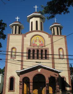 Saint Mary's Romanian Orthodox Church, Elmhurst, New York
