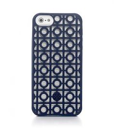 Tory Burch Kelsey Perforated Phone Case For Iphone 5.jpg