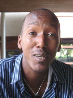 Freddy Sabimbona (Burundi)