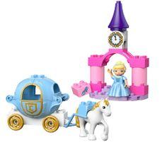 LEGO 6153 DUPLO Princess: Cinderellas Prinzessinnenkutsche