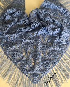Crochet Cap, Crochet Motif, Crochet Shawl, Crochet Stitches, Knitted Shawls, Crochet Scarves, Crochet Clothes, Shawl Patterns, Sewing Patterns