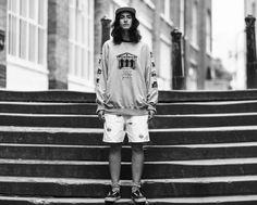 The Art Of Looking Sideways - Mens SS13 Lookbook - Good Hood Store