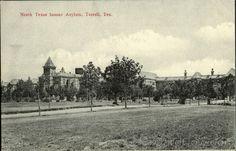 North Texas Insane Asylum, Terrell, Texas