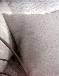 Linen & silver
