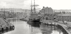 Old Photos of Cork Cork City Ireland, Ireland Homes, Historical Photos, Old Photos, Sailing Ships, Europe, Boat, Places, Photography