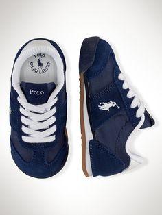 211d66446fe6a Slider Sneaker - Toddler 4-10 Shoes - RalphLauren.com