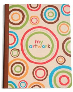 "Caderno ""My Artwork"""